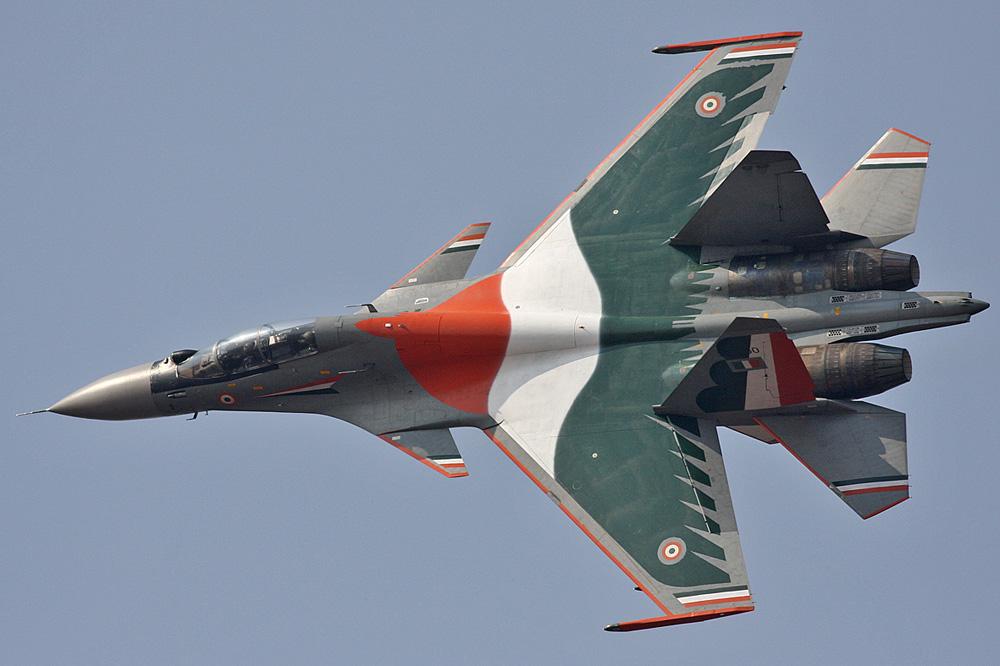 Indian SU-30 fighter jet. Photo: Defense Forum India