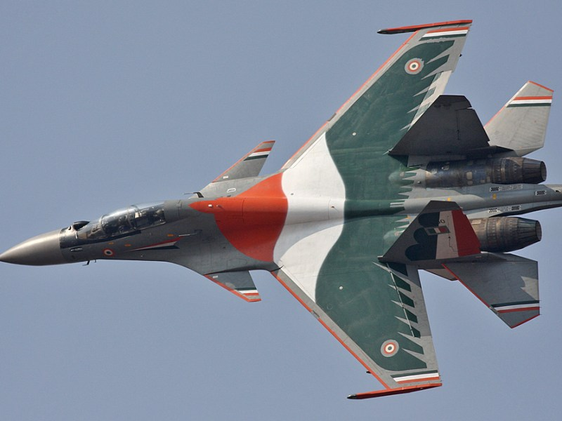 Indian SU-30 fighter jet. Photo: Defense Forum India