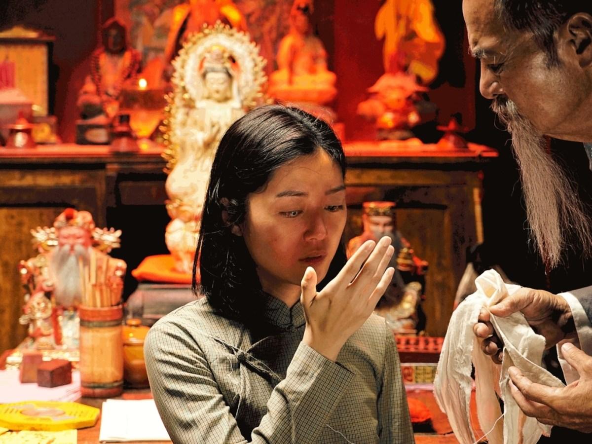 The Sleep Curse starring Michelle Wai. Photo: FEFF