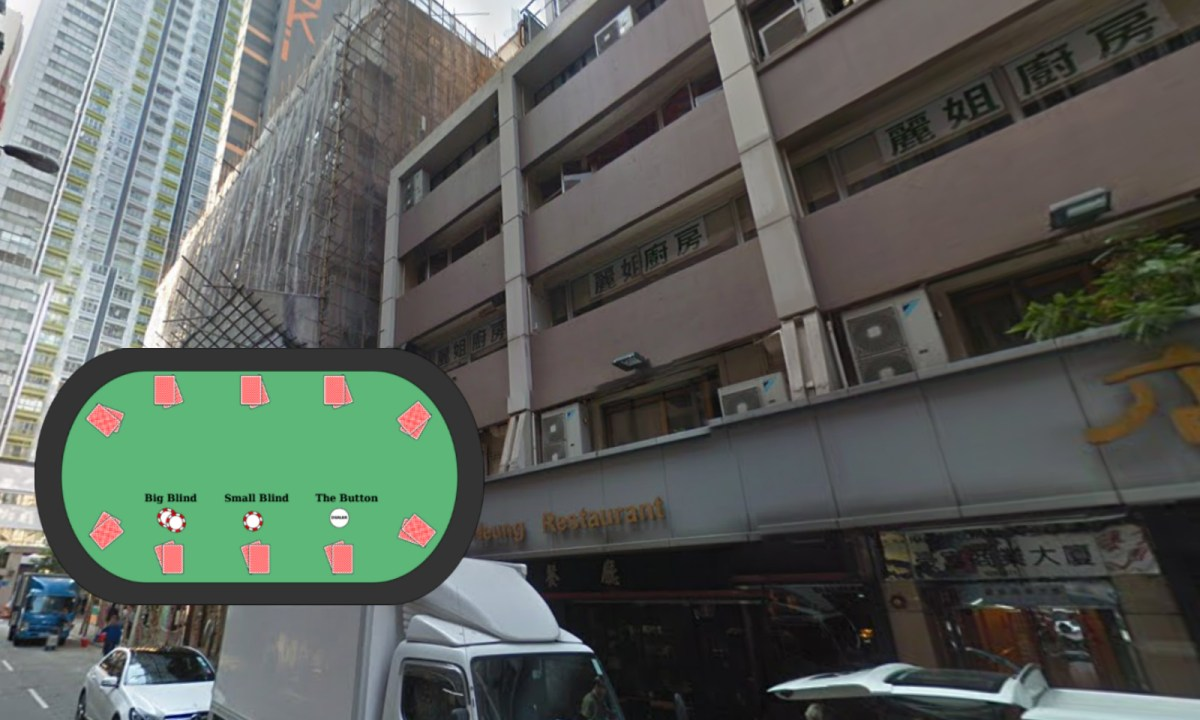 Harvard Commercial Building, Thomson Road, Wan Chai Photo: Google Map, Wikimedia Commons