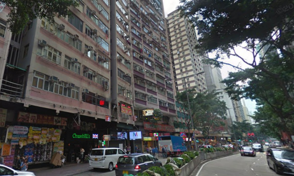 Lockhart Road, Wan Chai, Hong Kong Island Photo: Google Map