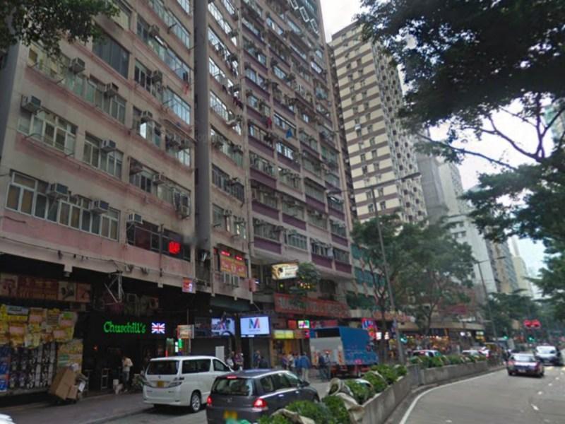 Lockhart Road, Wan Chai, Hong Kong Island Photo: Google Map
