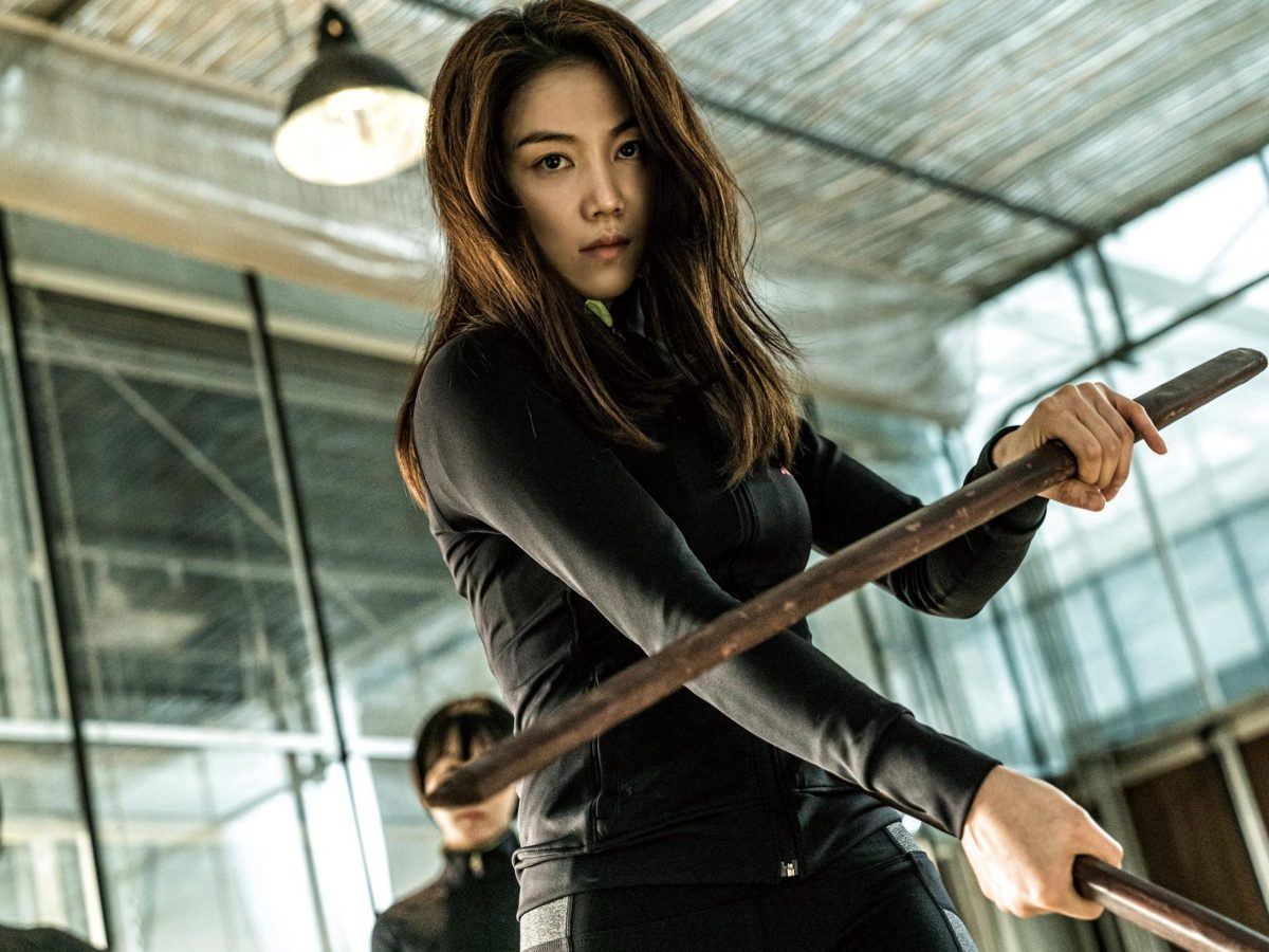 The Villainess stars Kim Ok-vin as a martial arts killer.