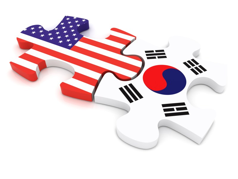 Military relations between South Korea and the United States being re-examined. Photo: iStock