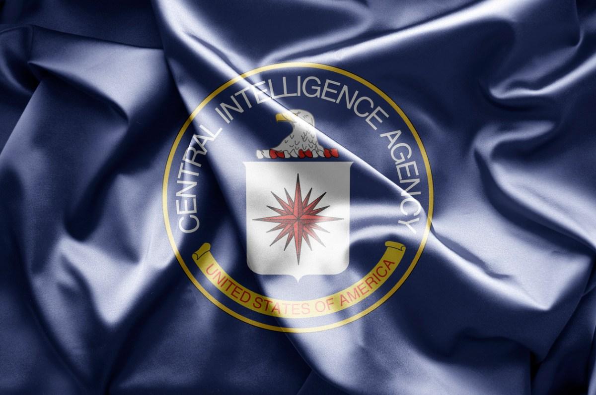 The CIA's logo. Photo: iStock