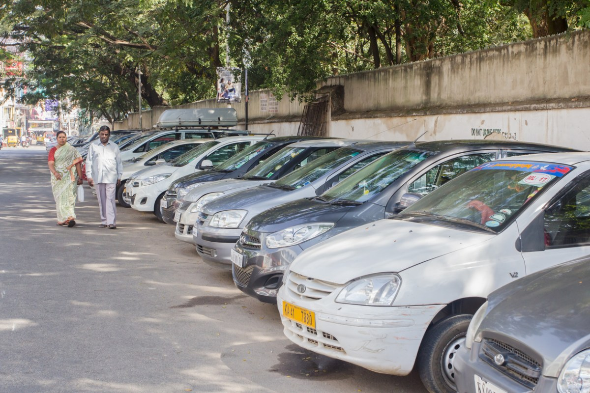 Mumbai officials hope a new app they are developing will help to alleviate Mumbai's parking problems. Photo: iStock
