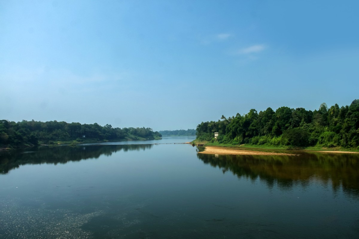 The Periyar River in Kerala. Photo: iStock