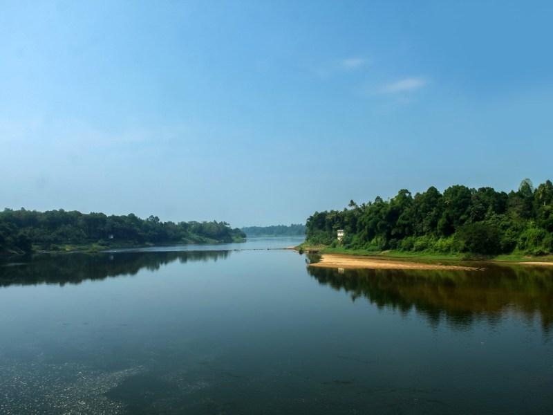 The Periyar River in Kerala. Photo: iStock