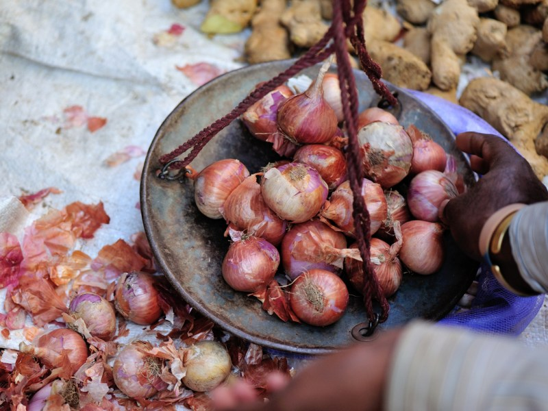 Food in Bangalore's low-cost Indira Canteens must contain onions, according to a government directive. Photo: iStock