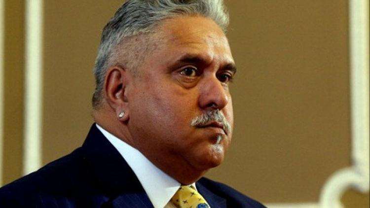 Businessman Vijay Mallya  Photo/Reuters/Files