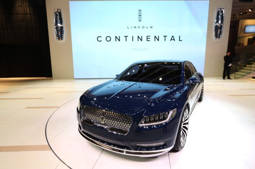 German car parts supplier Continental and Chinese Internet giant Baidu will collaborate on technology for self-driving and connected cars, the two companies said Wednesday. Photo: AFP