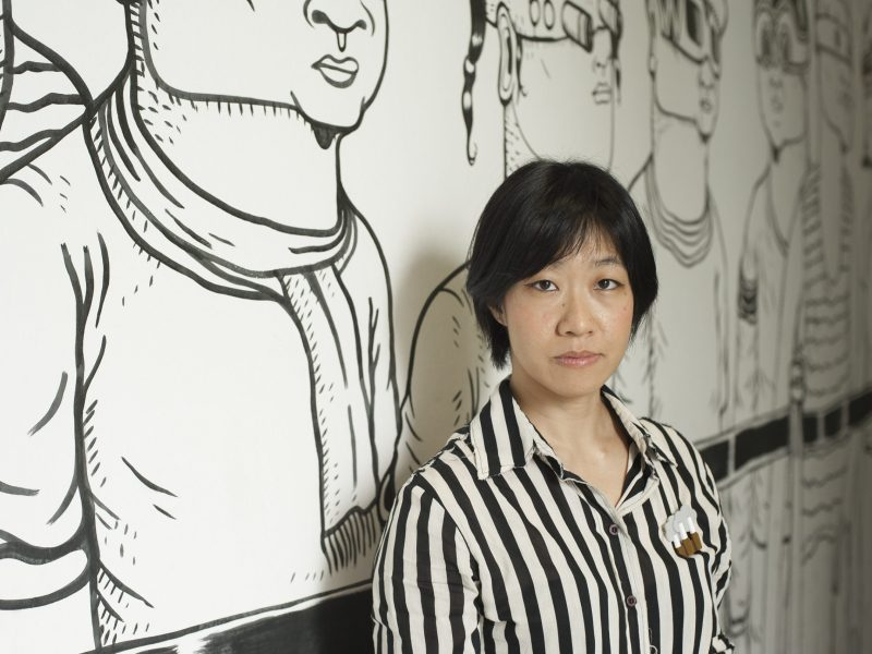Karen Tan is co-founder of Singapore's The Projector. Photo: The Projector