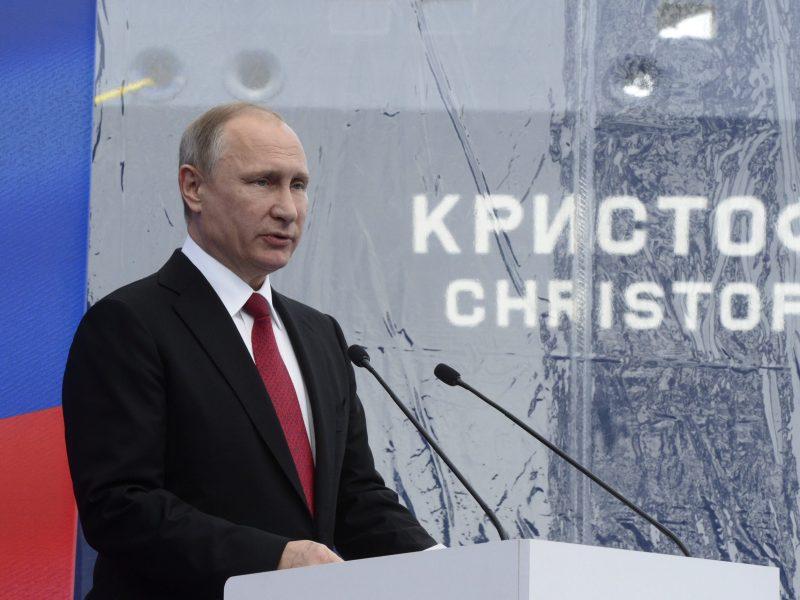 Russian President Vladimir Putin. Photo: Reuters/Olga Maltseva