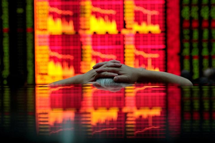 IPO activity remain strong in Greater China, according to the Global IPO Market Study Report released by Ernest & Young on June 26, 2017. Photo: Reuters/Aly Song