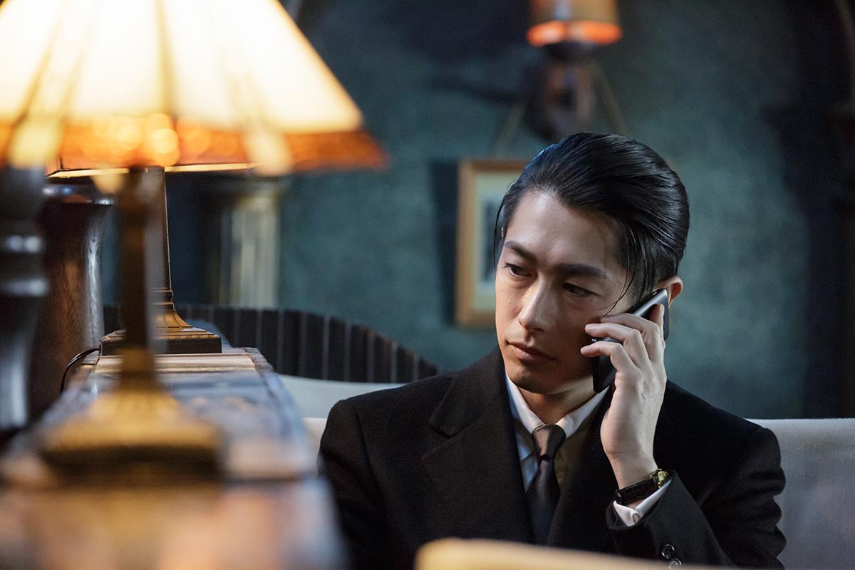A still from Marriage starring Dean Fujioka  ©2017 Marriage Film Partners