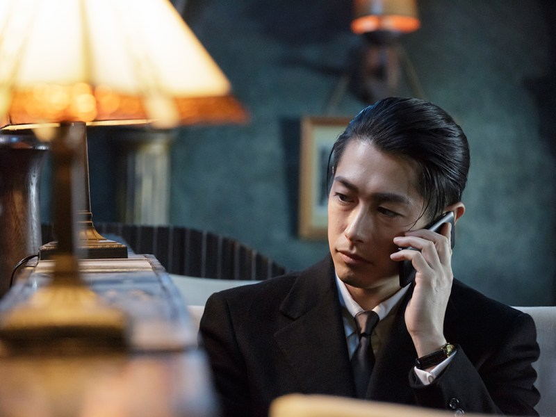 A still from Marriage starring Dean Fujioka  ©2017 Marriage Film Partners