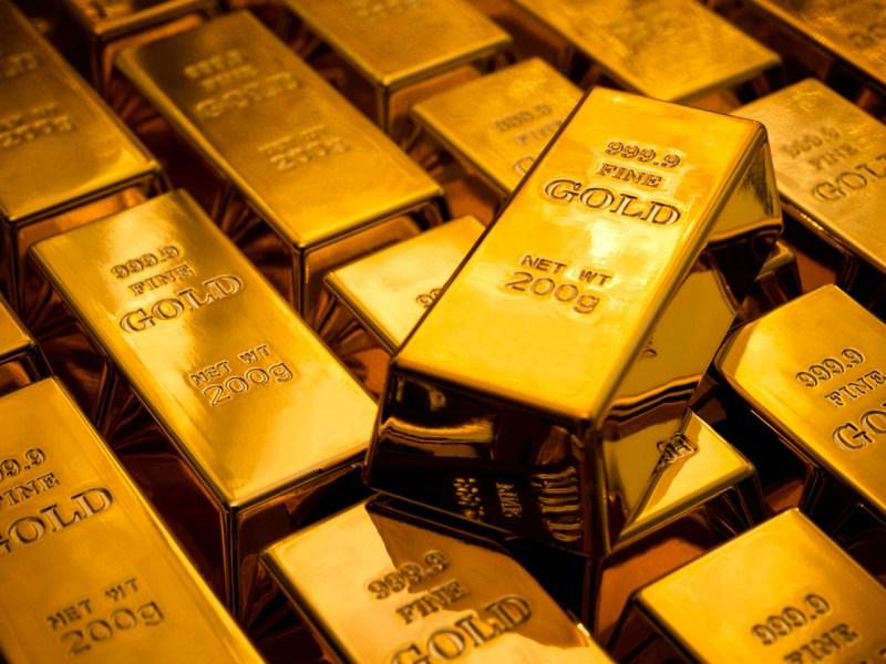 Gold bars. Photo: iStock