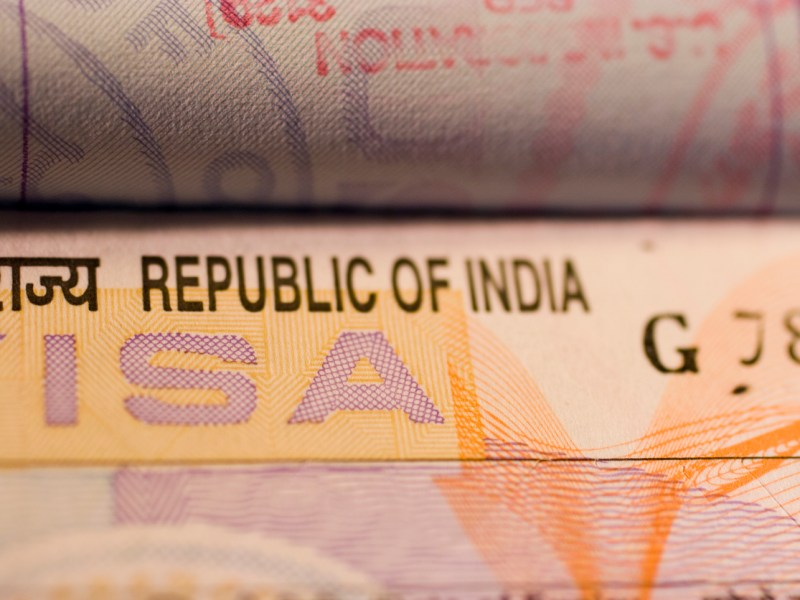 India issued visas to a Pakistani family on humanitarian grounds. Photo: iStock