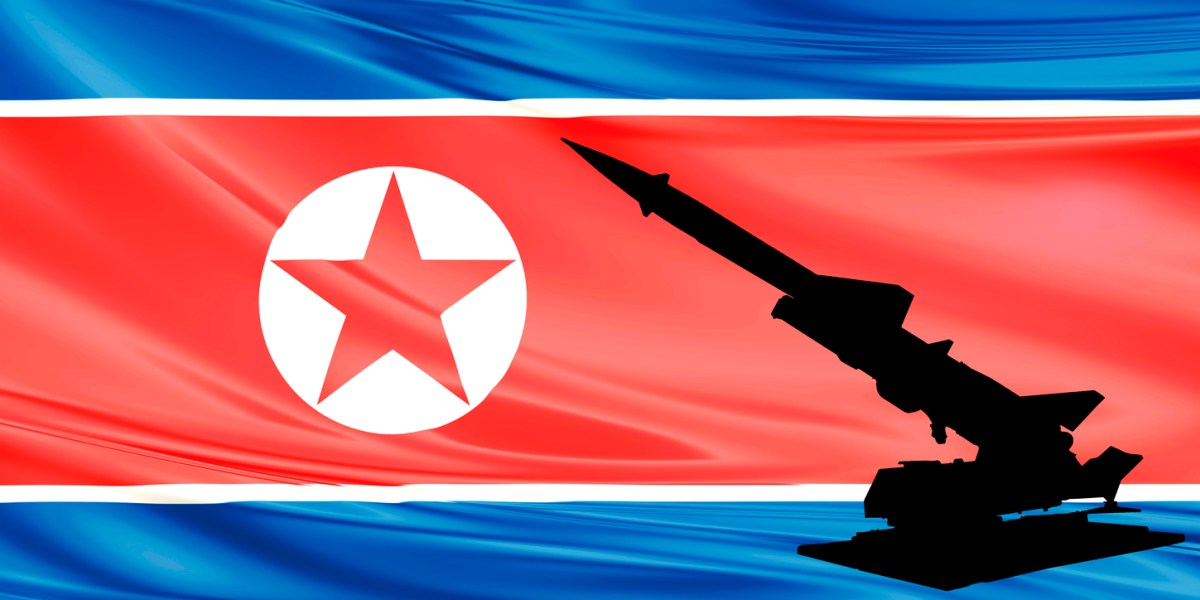 War of words is pushing up the cost of insuring South Korean debt. Photo: iStock