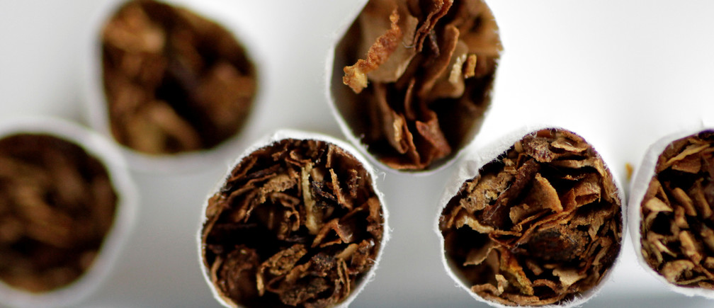 Sweden has a remarkably low percentage of smokers – and for a specific reason. Photo: Reuters/Thomas White