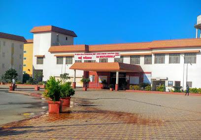 Shirdi's Shri Saibaba Sansthan Trust in Mumbai. Photo: Google Maps