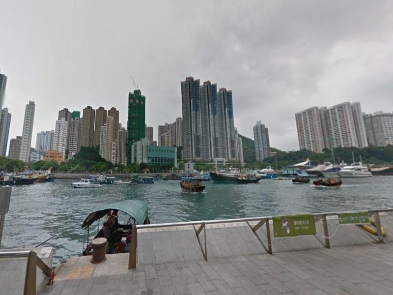 Ap Lei Chau, Hong Kong Island. Photo: Google Maps.