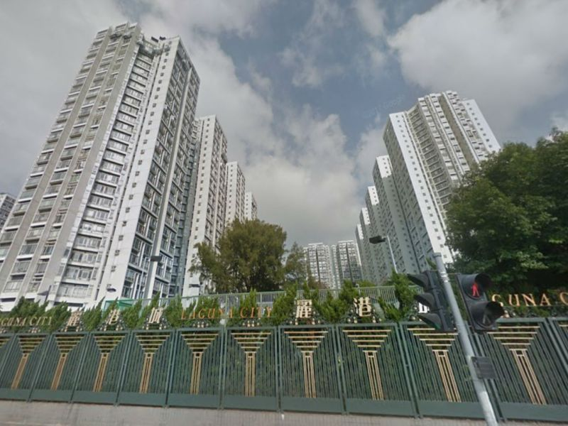 Laguna City in Lam Tin, Kowloon. Photo: Google Maps.