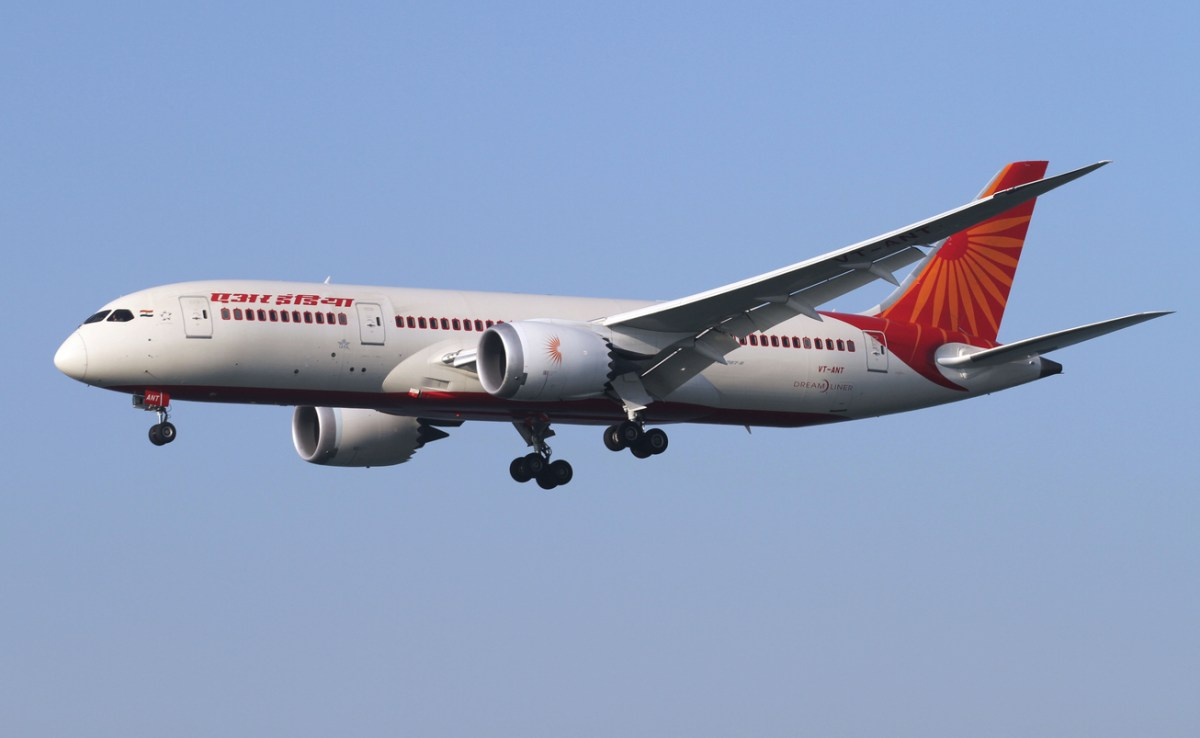An Air India employee has been accused of trying to smuggle gold into Mumbai. Photo: iStock
