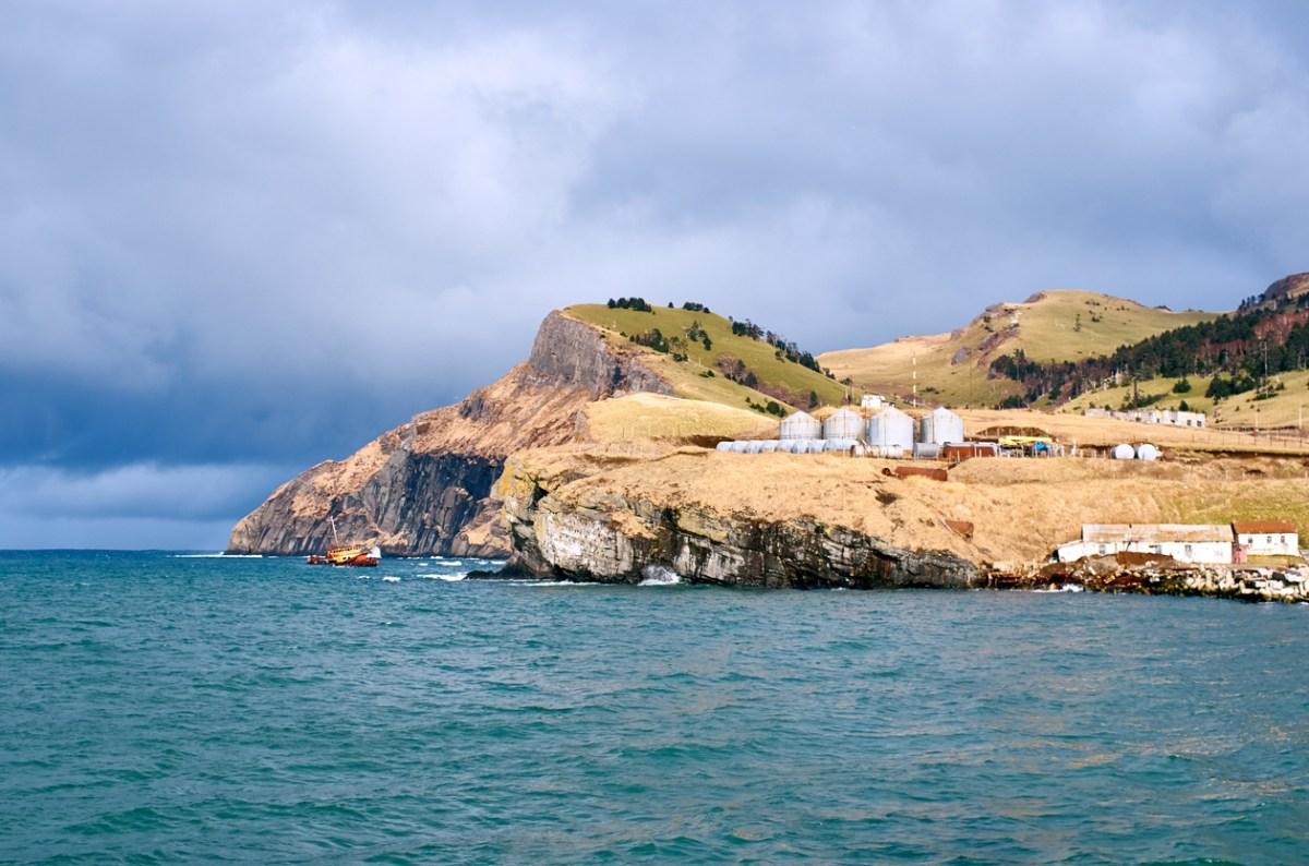 Shikotan – one of the bigger Kuril Islands. Photo: iStock / Getty