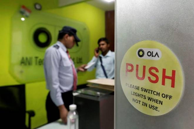 A New Delhi doctor was kidnapped while traveling home in an Ola cab on July 6. Photo: Reuters