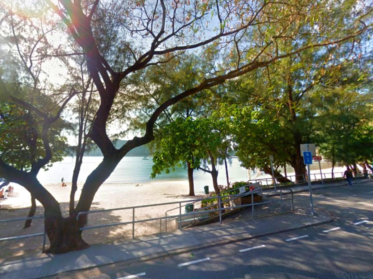 Deep Water Bay, Hong Kong Island South. Photo: Google Maps