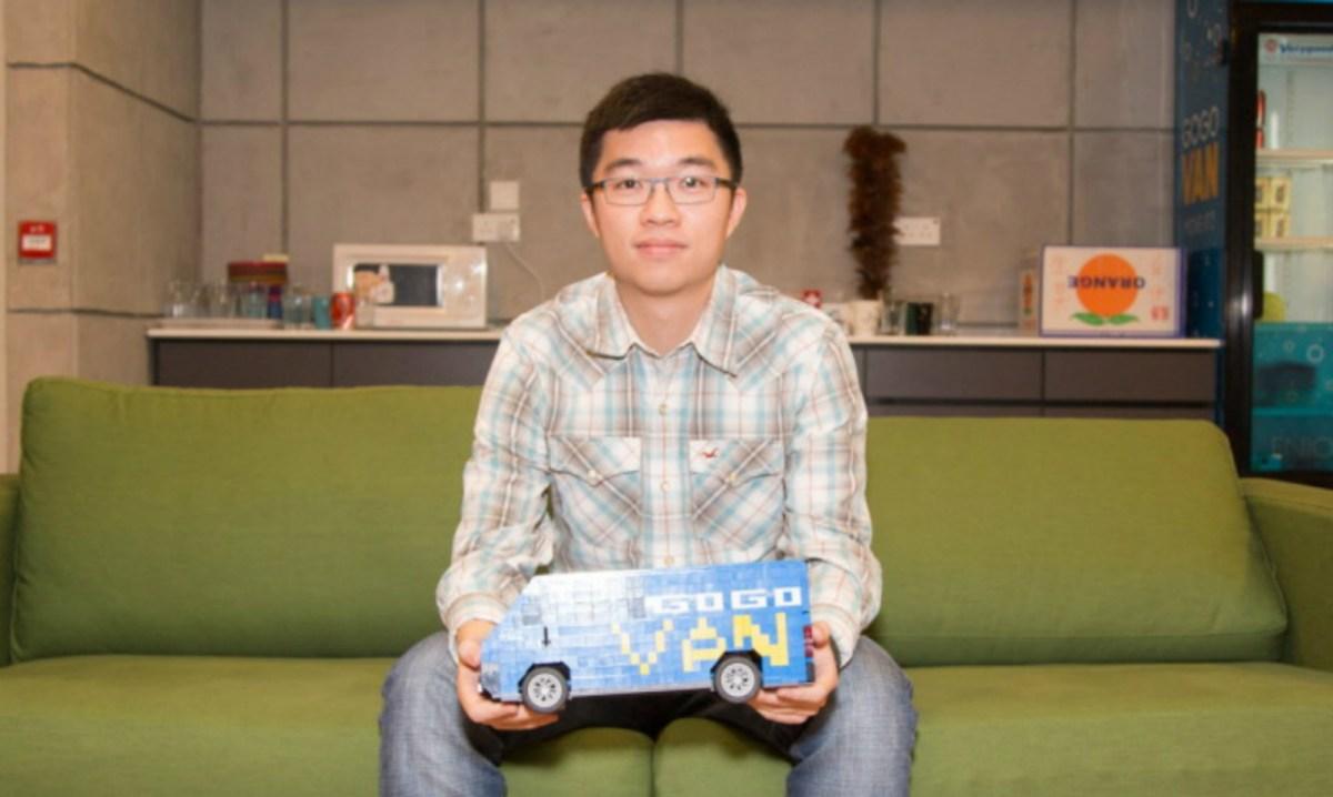 Steven Lam, founder of GoGoVan Photo: gogovan.com.hk