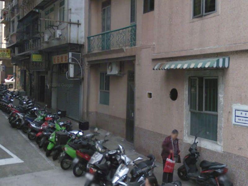 Rua da Esperanca, Macau. Photo: Google Maps