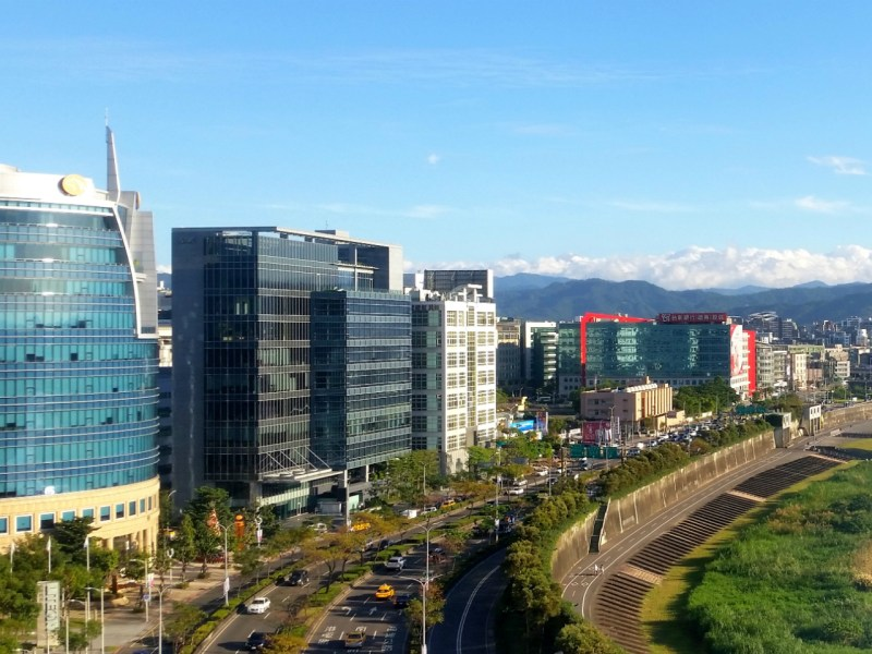 Taipei Neihu Technology Park in Taiwan. Photo: Wikimedia Commons/ Meow