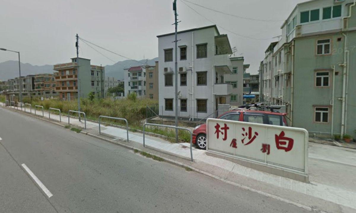 Pak Sha Tsuen in Yuen Long, in Hong Kong's New Territories. Photo: Google Maps