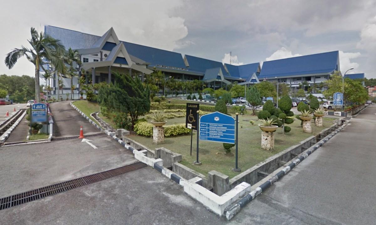 Melaka Sessions Court, Melaka, Malaysia. Photo: Google Maps