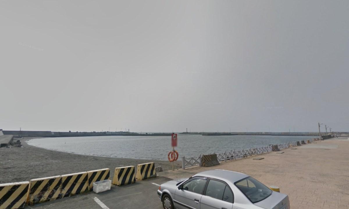 Mituo Fishing Harbor, Kaohsiung City, Taiwan. Photo: Google Maps
