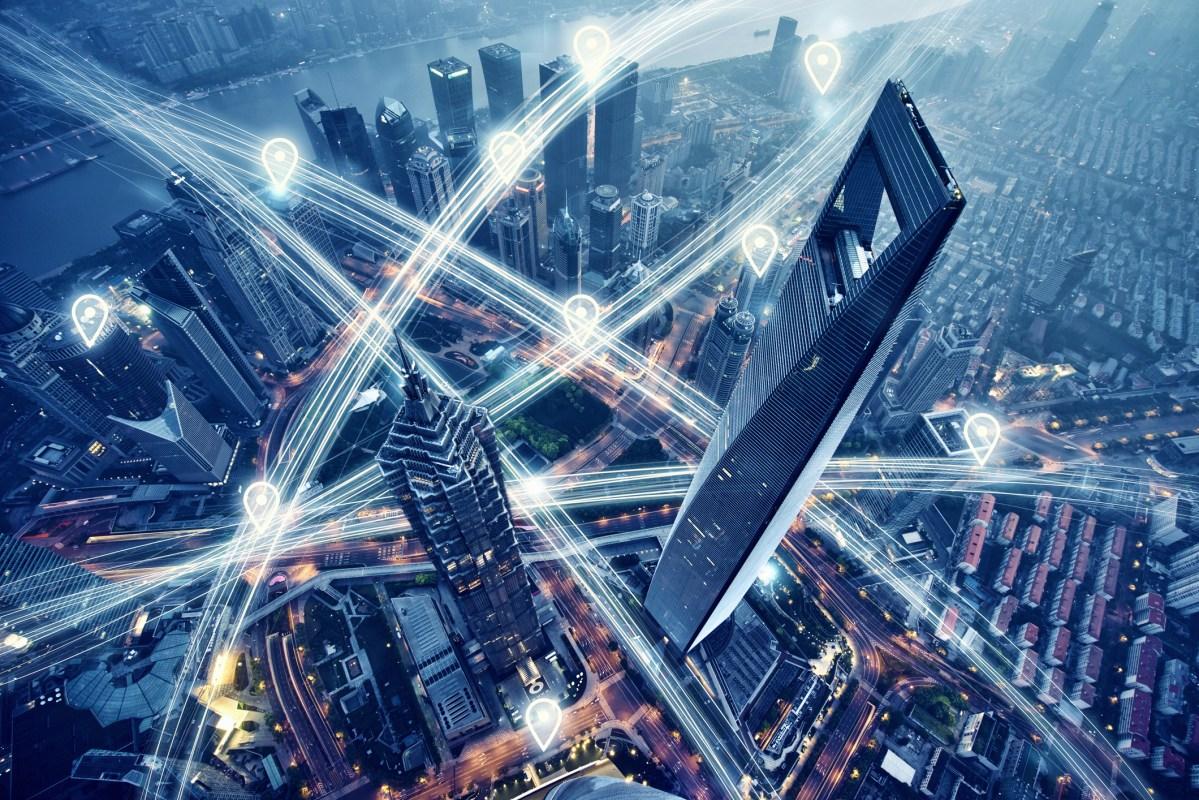 Connectivity. Photo: iStock