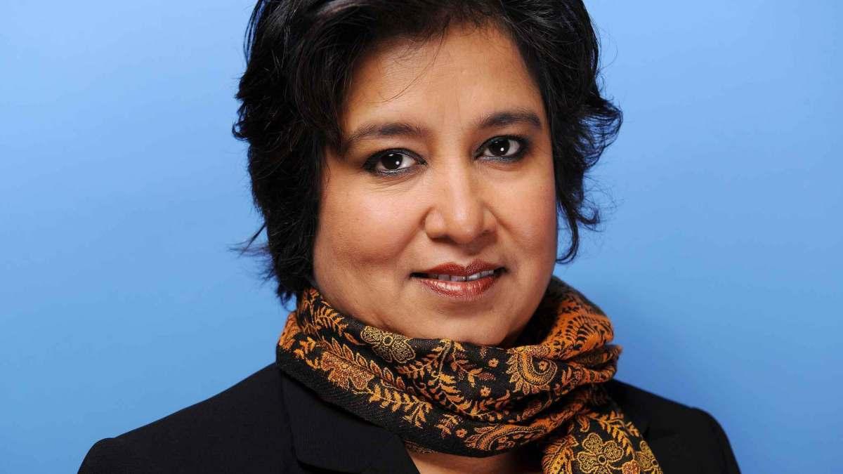 Taslima Nasrin. Photo: Handout