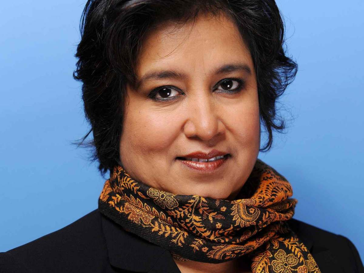 Taslima Nasrin. Photo: Handout