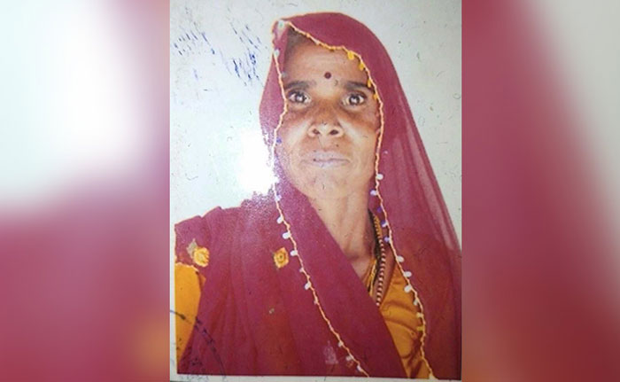 Kanya Devi Raigar, 40, was allegedly tortured and killed by her relatives in Rajasthan's Ajmer district. Photo: Indiatimes.com