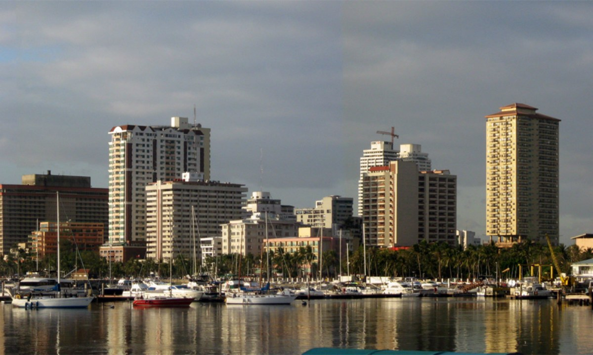Manila, the Philippines. Photo: Wikimedia Commons/Mike Gonzalez