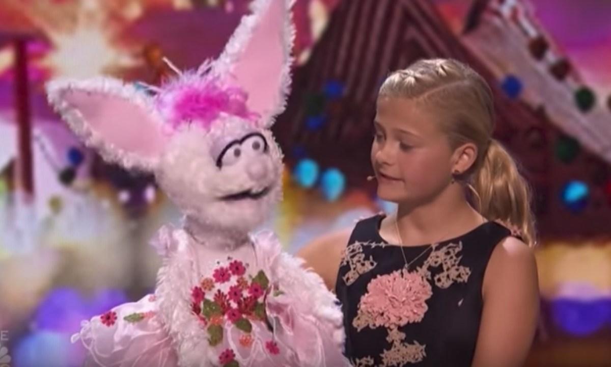 Darci Lynne Farmer is the champion of 'America's Got Talent' Season 12. Photo: AGT