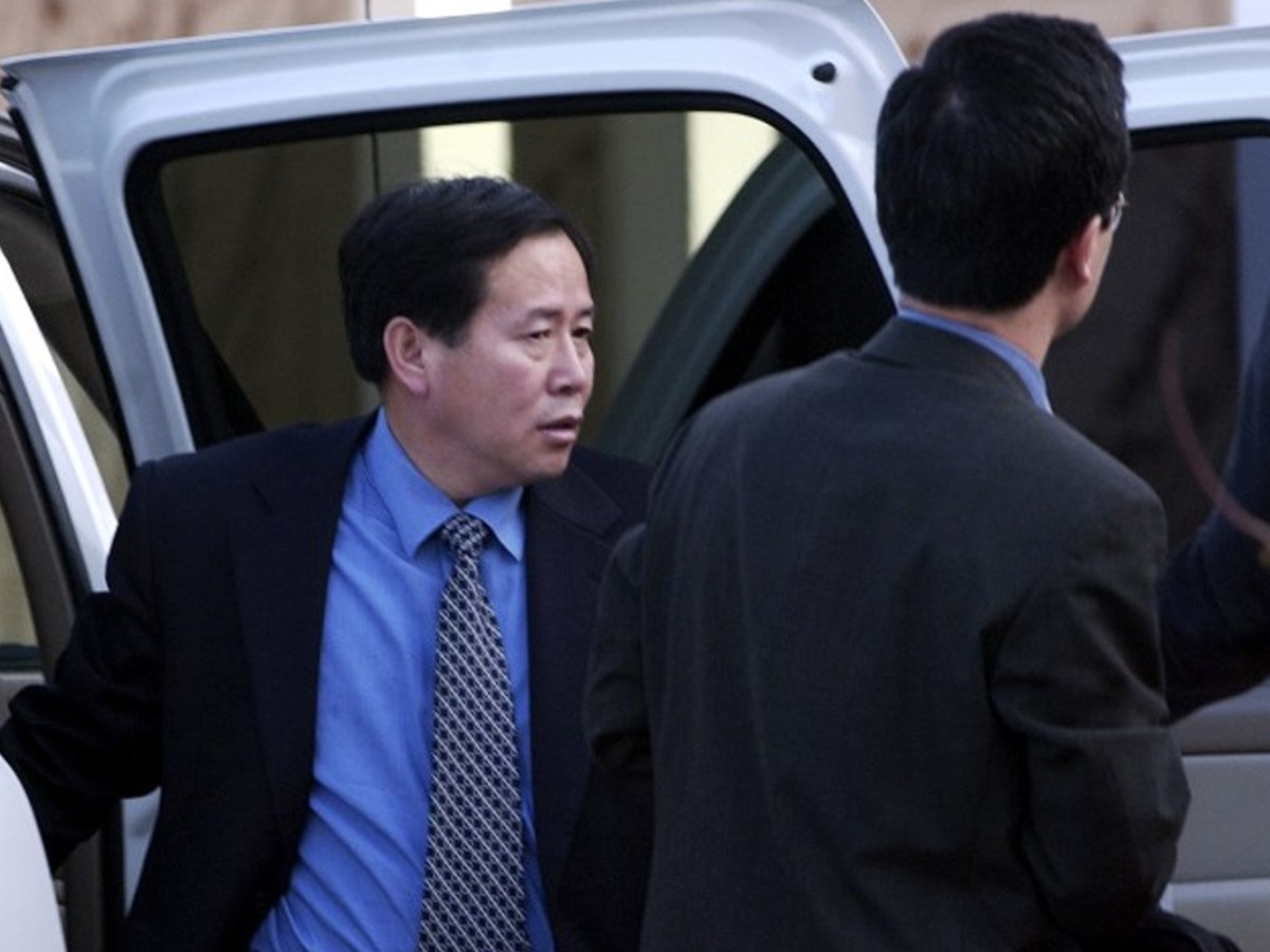 Han Song Ryol (L), North Korean vice foreign minister reportedly met with US officials last October. Sources say a meeting with North Korean foreign ministry's North America bureau chief Choi Sun-hee is now in the works. Photo: AFP/Jake Schoellkopf