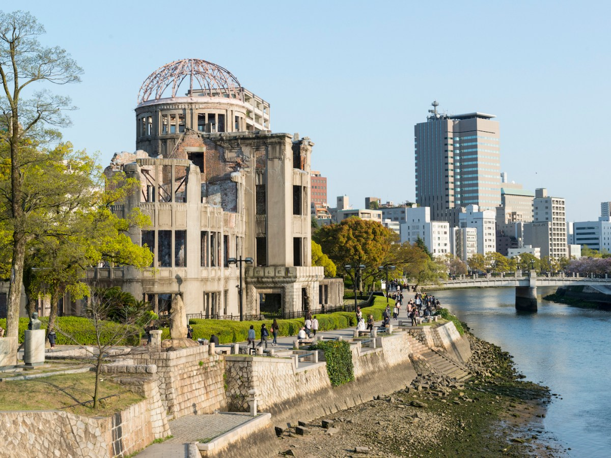 As the only country ever to be attacked by atomic weapons – first in Hiroshima on August 6, 1945 – Japan may be reluctant to become a nuclear-weapons power itself. Photo: iStock