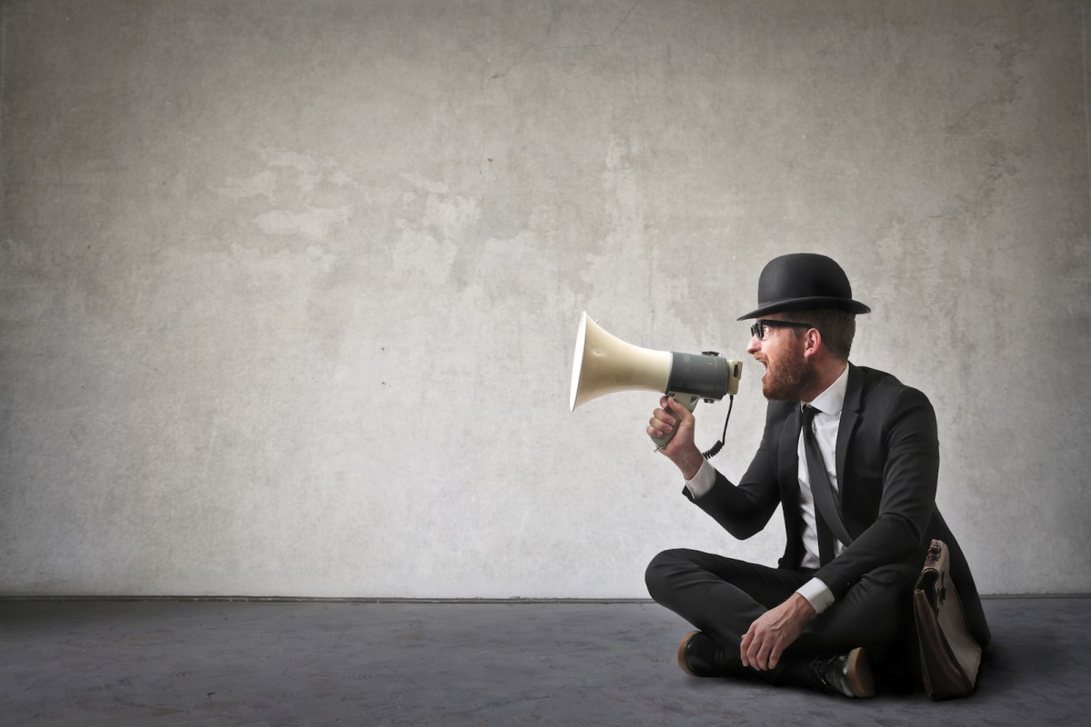Does the PR industry need more PR? Photo: iStock