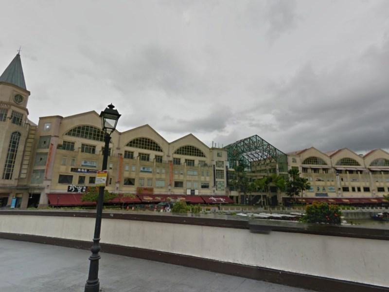 Riverside Point, Sengkang, Singapore. Photo: Google Maps