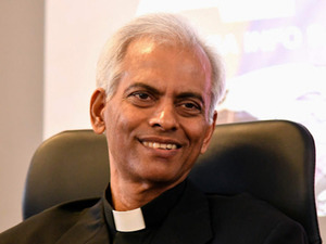 Father Tom Uzhunnalil. Photo: Economic Times
