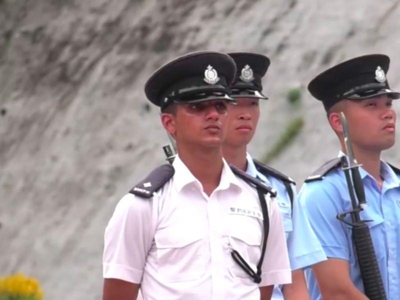 Singh Gimandeep. Photo: Facebook, Hong Kong Police