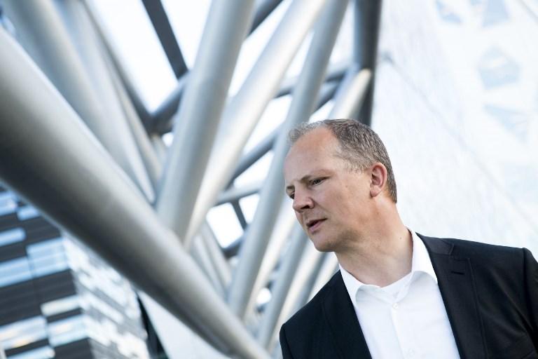Minister of Transport and Communications Ketil Solvik-Olsen. Photo: Torstein Boe/NTB scanpix